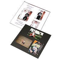 Print File 12x12 Scrapbook Insert Paper (12 Pack)