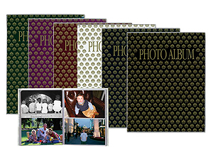 Pioneer FC-246 Photo Album - Assorted Colors