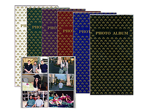 Pioneer FC-346 Photo Album - Assorted Colors