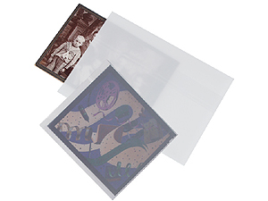 Glassines Envelopes For 11x14 (200 End Flap)