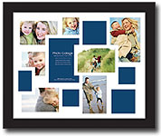MCS 16x20 Aventura Collage Frame 13 Openings