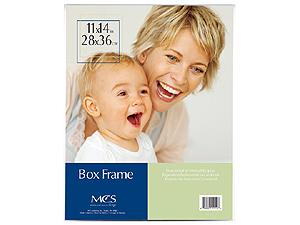 MCS Acrylic Box Frame 11x14