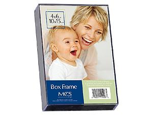 MCS Acrylic Box Frame 4x6