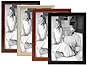 MCS 5x7 Bullnose Tabletop Picture Frame