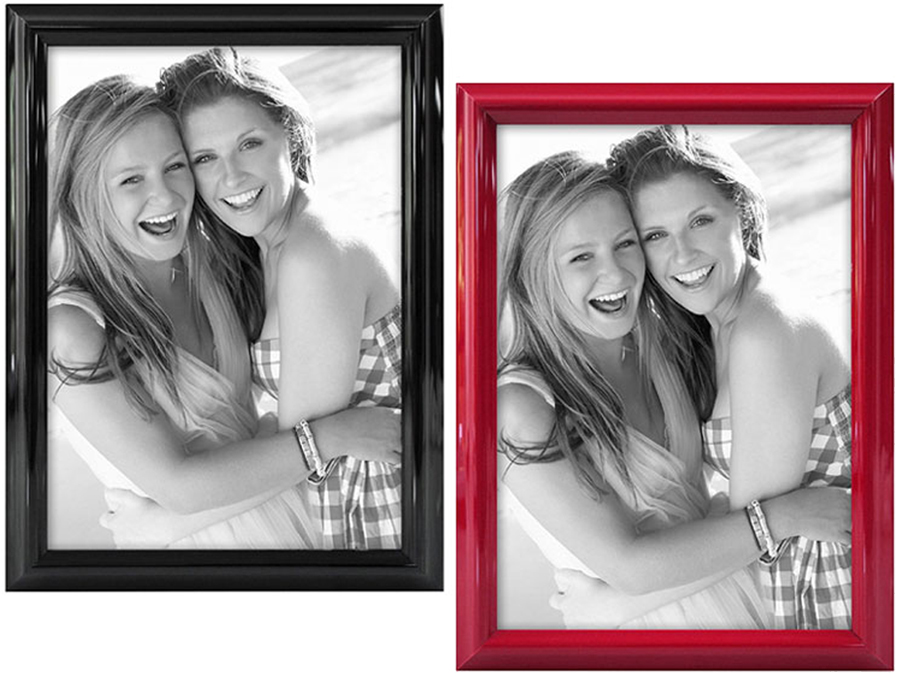 MCS Color Value Picture Frame 5x7 - Red