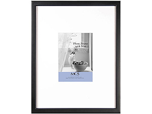 MCS 8x10 East Village Frame w/One 4x6 Mat Opening