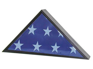 MCS Flag Display Case
