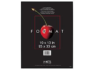 MCS Format Frame 10x13 Black