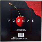 MCS Format Frame 8x8 Black