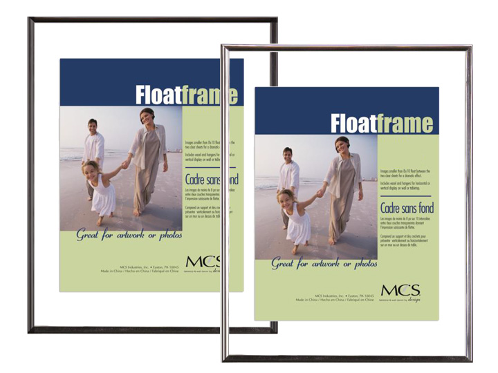 MCS 16x20 Floating Frame - Black