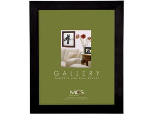 MCS Gallery Flat-Top Wood Picture Frames