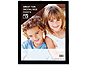 MCS 8-1/2x11 Black Gallery Wood Picture Frame