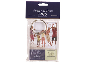 MCS Keychain Picture Frame