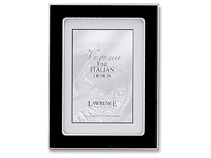Lawrence Verona Enamel Picture Frame 5x7