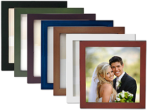 Lawrence 5x5 Wood Frames