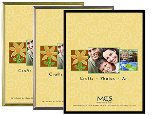 MCS 8-1/2x11 Multipurpose Picture Frame