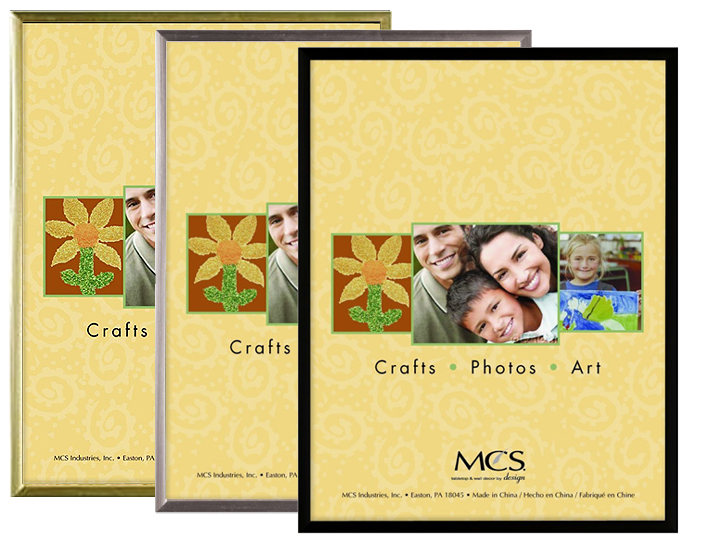MCS 8x10 Multipurpose Frame - Black