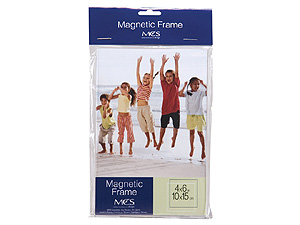 MCS 4x6 Acrylic Magnetic Picture Frame