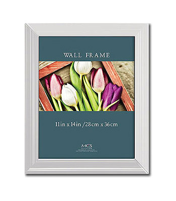 MCS White Monarch Picture Frame For 11x14