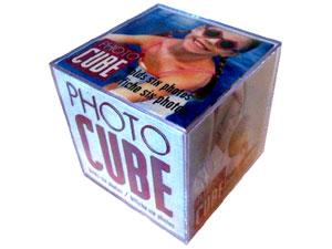 MCS Acrylic Photo Cube