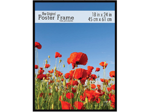 MCS 18x24 Original Poster Frames - Masonite Back