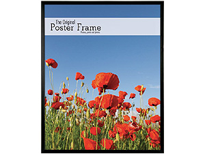 MCS Original Poster Frames - Masonite Back