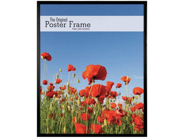 MCS 20x30 Original Poster Frames - Masonite Back (Pack of 6)