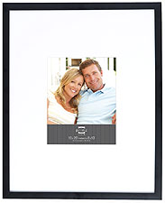 Prinz 16x20 Gallery Expressions Frame Matted For One 8x10