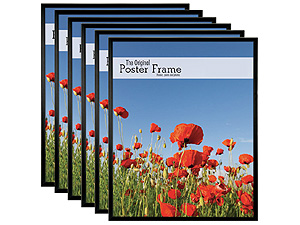 MCS 24x36 Poster Frame - Corrugated Back  (Pack of 6)