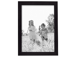 MCS Linear Wood Picture Frame For 5x7