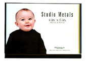 MCS 4x6 Studio Metal Picture Frame - Single Horizontal