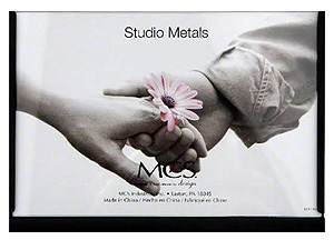 MCS Studio Metal Picture Frame 5x7 Horizontal