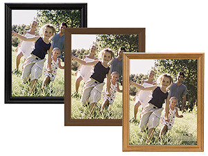 MCS 8x10 Solid Wood Value Frame