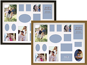 MCS 16x20 Solid Wood Value Collage Frames