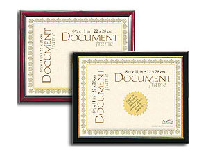MCS University Document Frame