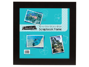 MCS 12x12 Urban Flat Scrapbook Frame