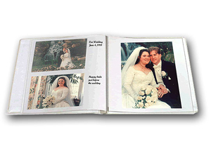 Pioneer 5x7 Refill Pages For WF-5781 Wedding Album