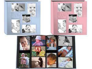 Pioneer Collage Cover 4x6 Baby Photo Album