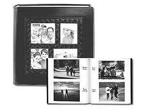 Pioneer Multi Frame 4x6 Photo Album