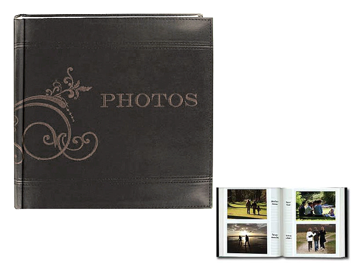 Pioneer DA-200EMP 4x6 Embroidered Photo Album