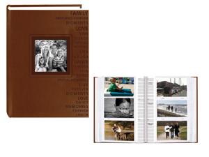 Pioneer DA300CASC 4x6 Sewn Frame Album