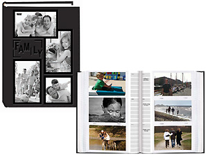 Pioneer DA-300COL 4x6 Collage Frame Family Photo Album