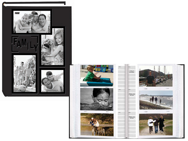 Pioneer Photo Albums Pioneer DA-300COL 4x6 Collage Frame Family Photo Album at Sears.com