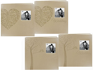Pioneer MB-10EW 12x12 Embossed Wedding Scrapbook