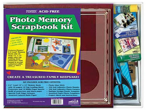 Pioneer MB-10K 12x12 Scrapbooking Kit