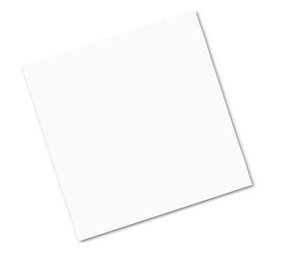 Acid Free Paper 12x12 Unpunched White Mpleatherphotoalbum