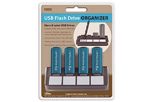 Pioneer USB Flash Drive Organizer