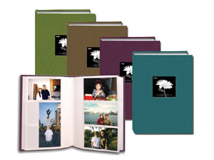 Pioneer DA-300CBFN 4x6 Natural Colors Cloth Frame Album