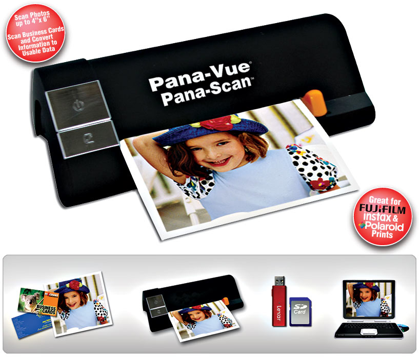 Pana-Vue PanaVue PanaScan Photo Scanner at Sears.com