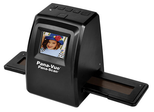 Pana-Vue PanaVue 35mm Slide & Film Scanner APA123 at Sears.com